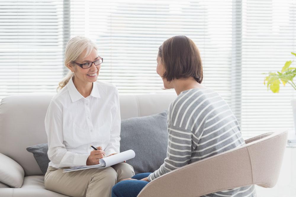 Woman Psychiatrist